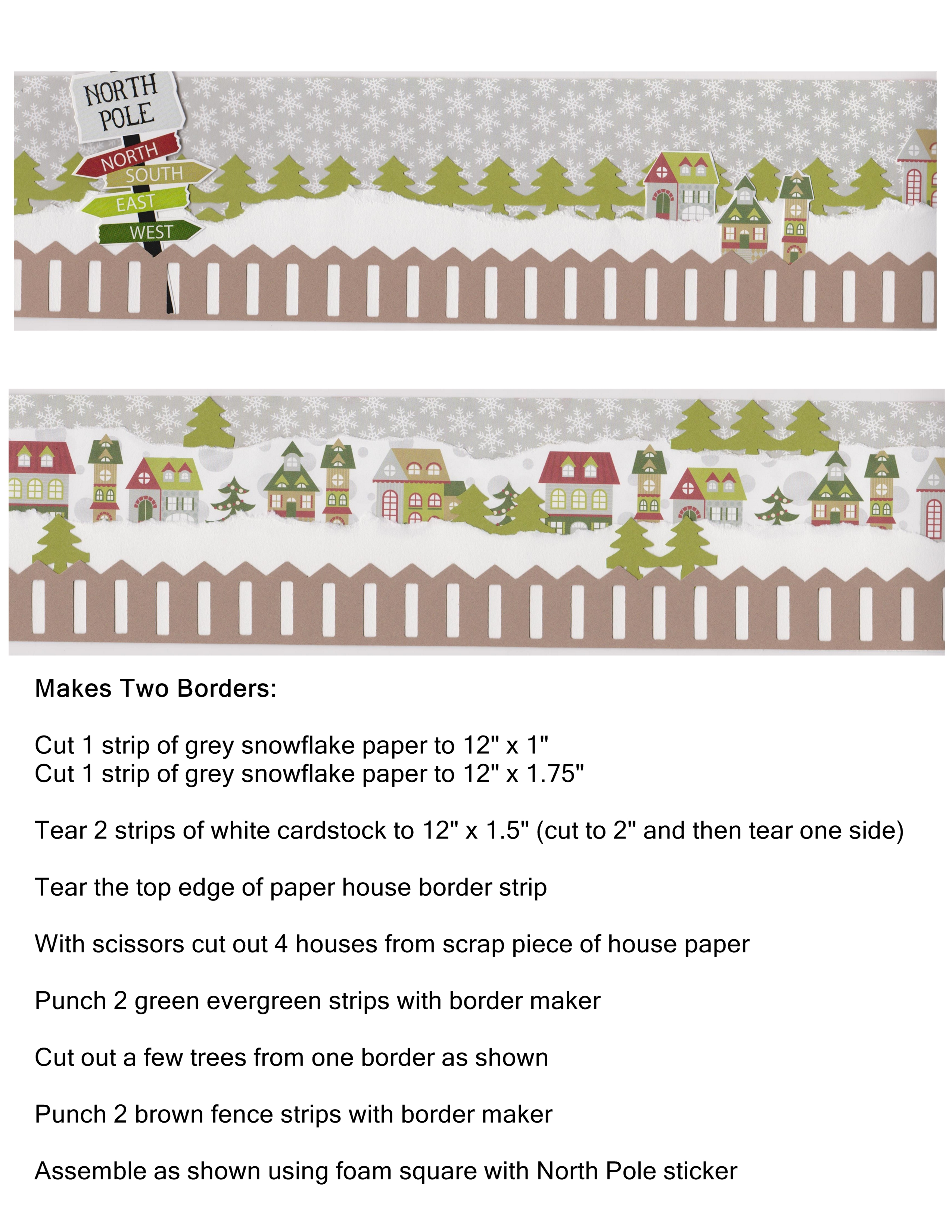 Christmas Joy Borders - Page 003