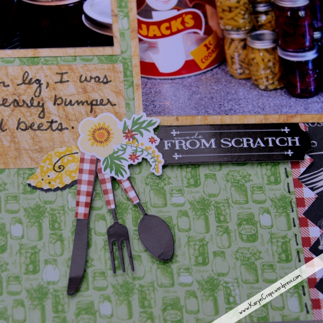 Summer Scrapbook Ideas You Can Use Now-June Blog Hop